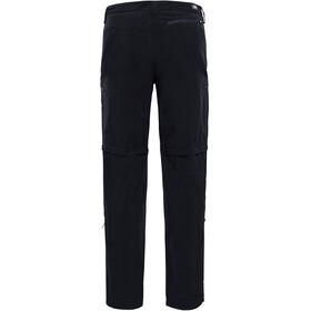 The North Face M's Exploration Convertible Pants TNF Black